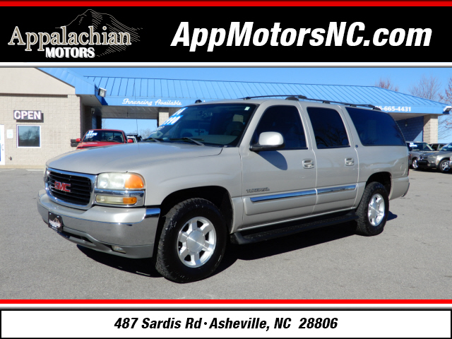 2004 GMC Yukon XL 1500 SLE photo