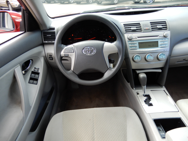 The 2007 Toyota Camry CE