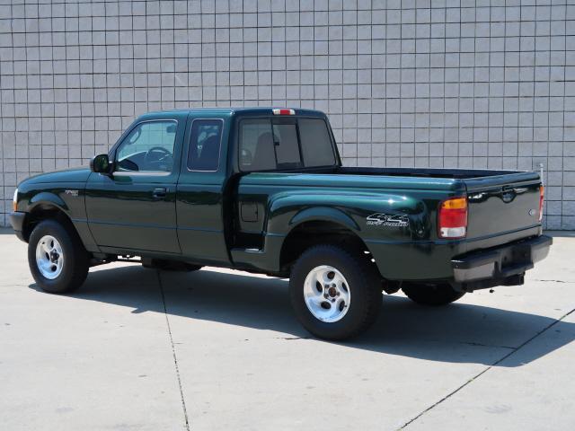 1998 Ford Ranger XL photo
