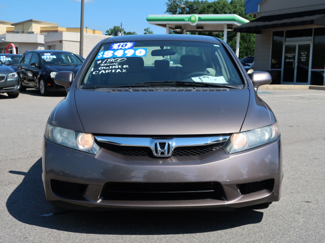 2010 Honda Civic LX photo