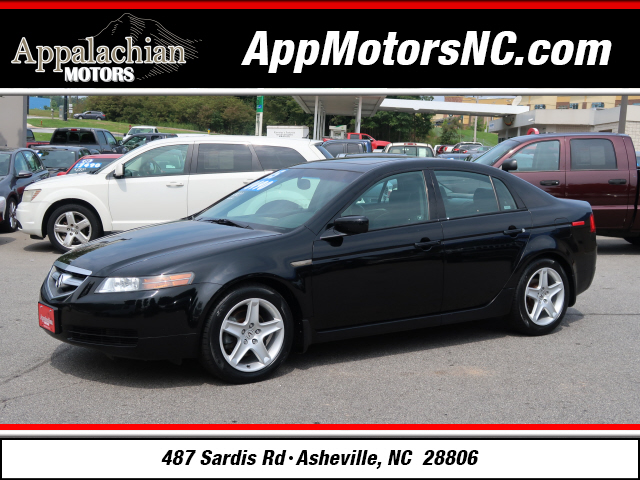 The 2005 Acura TL 3.2 photos
