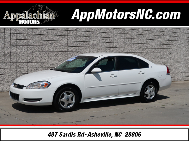 2009 Chevrolet Impala LT photo
