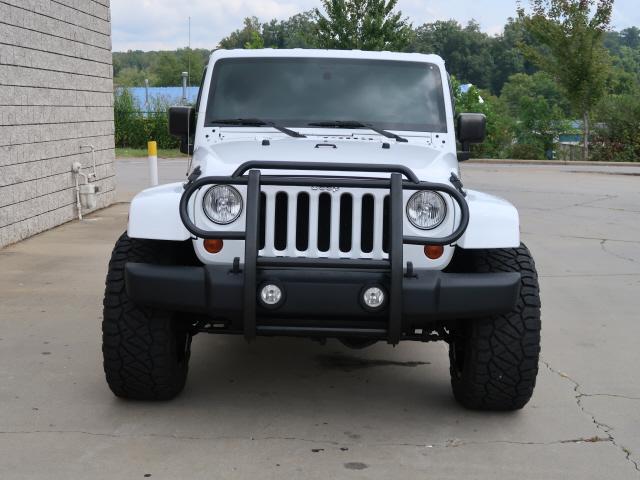2012 Jeep Wrangler Unlimited Rubicon photo